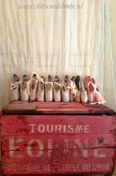 Pointed shoes GREAT WAY TO COLLECT YOUR DAUGHTERS SHOES OVER THE YEARS VERY SWEET