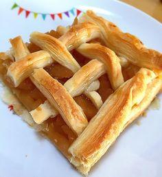 apple pie #アップルパイ #りんご #はちみつ #長野 #スイーツ #手作り #コンポート #デザート #お菓子 #オーブン #秋 #手作りスイーツ #パイ #バター #applepie #apple #pie #butter #nagano #japan #homemade #compote #dessert #oven #autumn # #sweets #square