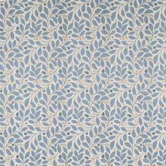 Warwick Fabrics : GOSFORD, Colour DELFT. $56/m Cushion Fabric, Chair Fabric, Curtain Fabric, Decor Interior Design, Interior Decorating, Chair Reupholstery, Warwick Fabrics, Kitchen Valances, Delft