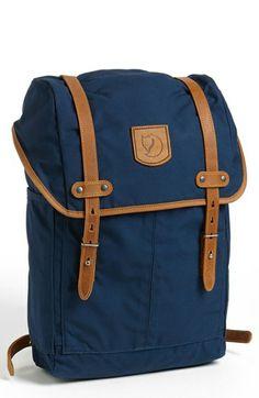 another backpack option...  I like dark colors, grey, blue, black, dark green...