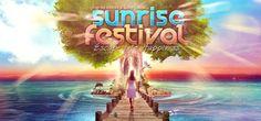 Sunrise Festival  Escape into Happiness.