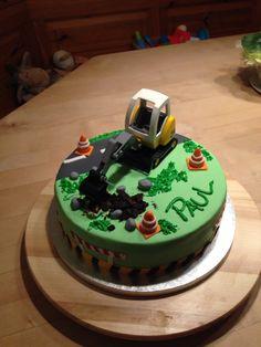 Baustellen Torte