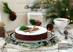 Christmas Cake ( Christmas Fruit Cake) by thopnt