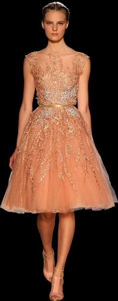 ELIE SAAB - Haute Couture - Fall Winter 2012-2013