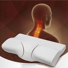 Buy it before it ends. There is always many products on sae upto - Orthopedic Latex Magnetic White Color Neck Pillow Slow Rebound Memory Foam Pillow Cervical Health Care Pain Release - Pro Buyerz Neck Support Pillow, Support Pillows, Neck Pillow, Throw Pillow, Neck And Shoulder Pain, Neck And Back Pain, Neck Pain, Sleep Apnea Pillow, Cure For Sleep Apnea