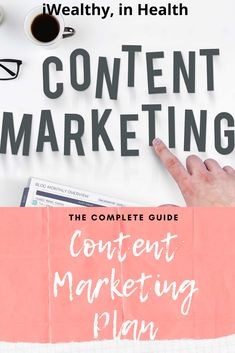 Hi, Fabio here, Founder of iWealthy, in Health and affiliate of Wealthy Affiliate. Would you like to know about The Complete Guide of Content Marketing? Content Marketing Strategy, Marketing Plan, Affiliate Marketing, Internet Marketing, Online Marketing, Social Media Marketing, Digital Marketing, Web Analytics, Competitor Analysis