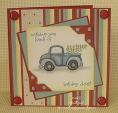 Stampin Up Loads of Love | ... have created this card using the loads of love set from stampin up