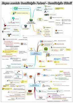 Mapa mental constituição cidada Leis, Bullet Journal, Lei 8112, Education, Science, Historia, Second Best, Military, Educational Illustrations