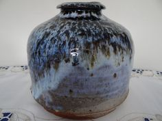 Arne Ranslet A big Vase for sale on German E-bay  (Pharyah)