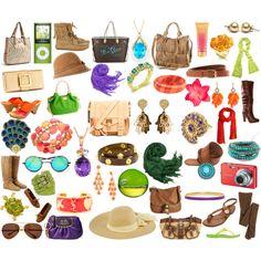 True Spring accessories