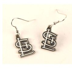 MLB St. Louis Cardinals Dangle Earrings Brand New #StLouisCardinals