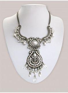 Cicely Necklace. IGIGI by Yuliya Raquel. www.igigi.com.Divalisous!!!!!!!