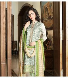 Rangrasiya Embroidered Lawn Suits Vol.3 D-1044B