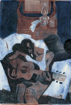 Cross Road Blues By Robert Johnson - Gary Kelley Robert Johnson, Blues Music, Blue Art, Fine Art Photography, Printmaking, Illustrators, Film, Illustration Art, Drawings