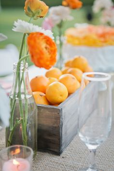 Citrus Inspired Palette at Palmdate Estates - www.theperfectpalette.com - Indu Huynh Photography, La Events Planning