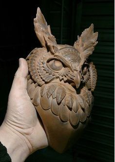 Beautiful carving