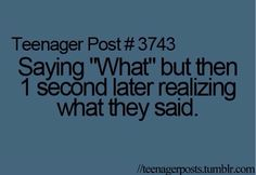 I do that ALL THE TIME!!!!!