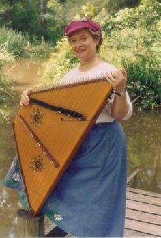 Peggy Carter is a professional musician who plays dulcimer, specializing classical, gospel, Celtic, Victorian, Renaissance, and Christmas music. She also offers private dulcimer lessons and workshops.