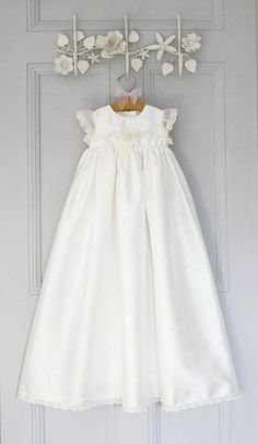 Christening Gown 'Sophia' See more ideas with Champion Mummy at www.championmummy.com