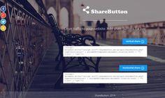 Share Button es una página que nos ofrece widgets para insertar fácilmente, y de…