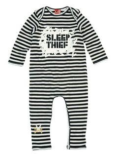 NO ADDED SUGAR  Sleep Thief Playsuit  £28.00