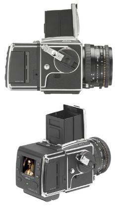 Hasselblad's limited edition 503CWD gives a fun retro feel while still providing the ease of digital photography.