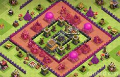 Archer Queen, Clan Castle, Barbarian King, Off The Map, Town Hall, Clash Of Clans, Are You The One, Minions, The Outsiders