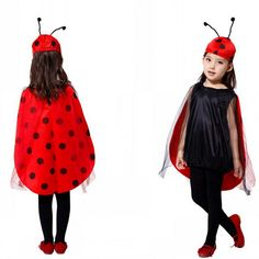 >> Click to Buy << Cosplay Trendy Halloween Costumes Children ladybug Costumes Lady Beetle Clothing Children Show Clothing #Affiliate