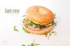 Je dis M. Food & Blog: Bagels maison façon CBO