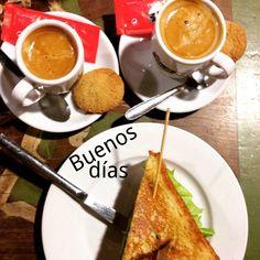 ¡Hora de empezar a disfrutar del Sábado! ¡Feliz día!  #ideassoneventos #blog #bloglovin #organizacióndeventos #comunicación #protocolo #imagenpersonal #bienestarybelleza #decoración #inspiración #bodas #buenosdías #goodmorning #sábado #saturday #happy #happyday #felizdía #desayuno #breakfast #ricorico #ñamñam #cafés #pinchovegetal #instafood #buenosmomentos #buenacompañía #placeresdefindesemana