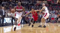 New party member! Tags: basketball nba wall clutch washington wizards wizards john wall game winner jumpshot jump shot fade away fadeaway