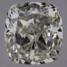 3.01 Carat J Color Cushion Diamond, VS2, GIA Certified from Enchanted Diamonds