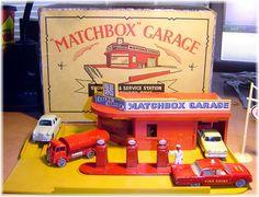 Matchbox Garage (1959)