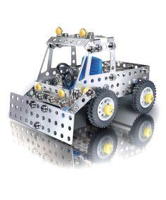 Truck Construction Kit by Eitech #zulily #zulilyfinds