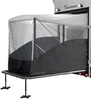 Tailgate Room By Valley Canvas Toy Hauler Builds Pinterest