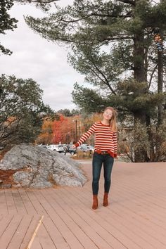 Fall Outfit and Expl