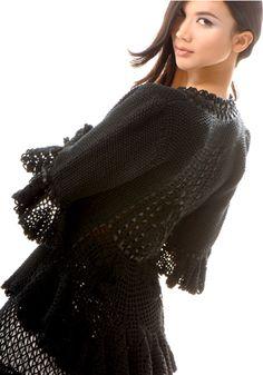 Outstanding Crochet: Crochet jacket