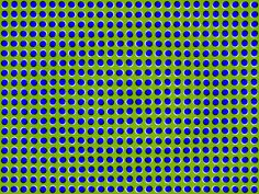 12 optical illusions that show how colour can trick the eye | The Independent