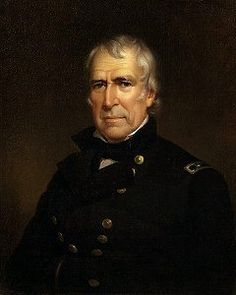"""Zachary Taylor   Twelth President, 1849–1850  """"For more than half a century, during which kingdoms and empires have fallen, this Union has stood unshaken…its dissolution would be the greatest of calamities, and to avert that should be the study of every American. Upon its preservation must depend our own happiness and that of countless generations to come.""""  On the Job Training:  Before Zachary Taylor became president, he had never held political office or voted in a national election…"""