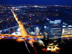Sky Tower Bucharest
