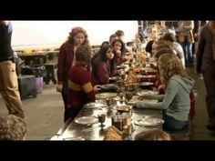 New Behind the Scenes Footage 2 - Harry Potter and the Half Blood Prince