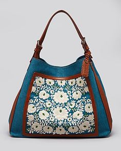 Isabella Fiore Tote - Mexican Embroidery | Bloomingdales