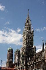 St. Pete's, Munich