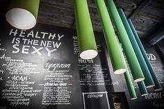 Fresh restaurant by Sundukovy Sisters, Moscow » Retail Design Blog