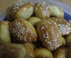 Rezept Laugenkonfekt von sturerWaldesel - Rezept der Kategorie Brot & Brötchen