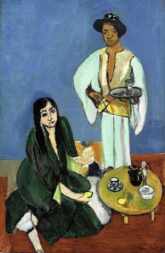 Henri Matisse (1869-1954) Coffee, 1916   Detroit Institute of Arts