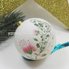Source popular promotional gift decoration glass christmas ball on m.alibaba.com
