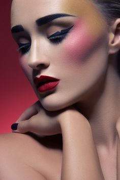 Photographer Jeff Tse captures a new beauty shoot starring Payton (Photogenics). Hair and Makeup artist: Ariel Shannon
