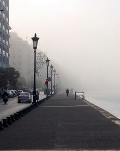 Scenes from Thessaloniki_ Greece