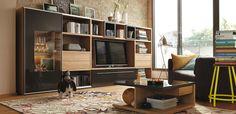 now! by hulsta : 客厅, 卧室, 餐厅, 书房, 玄关